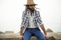 By the Sea: Maximiliano Patane for L.B.M. 1911 Spring/Summer 2014 image lbm 1911 spring summer 2014 photos 006