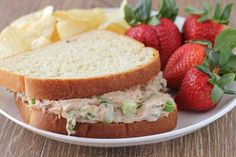 Classic Tuna Salad - Serve this tuna salad recipe as a sandwich or side at your next cookout. Fish Recipes, Seafood Recipes, Cooking Recipes, Recipies, Cooking 101, Seafood Dishes, Curry Recipes, Brunch Recipes, Chicken Recipes