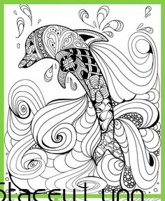The 35 Best Coloring Pages By Designs Stacey Lynn Images On