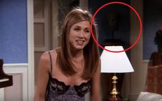 Did You Ever Notice This Creepy Statue In Friends?!