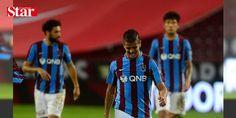Trabzonspor'da 42 yıl sonra ilk: Spor Toto Süper Lig'de ilk 4 haftada 3 mağlubiyet alan Trabzonspor'da düşüş engellenemiyor.