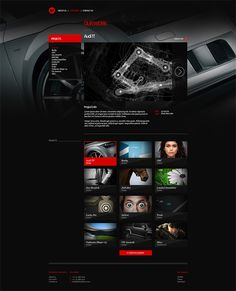Web design inspiration   #422   From up North