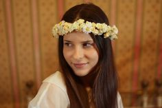 flower crown #intermediate #accessories