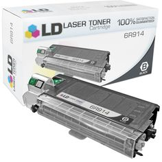 Compatible Xerox 6R914 Black Laser Toner Cartridge: Save money with the Compatible Xerox 6r914, XD100 Series Black Laser Toner Cartridge.