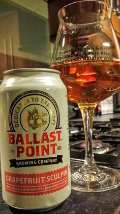 Ballast Point Grapefruit Sculpin IPA. Watch the video beer review here…