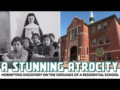 A Stunning Atrocity Discovered In Canada - YouTube Residential Schools, Thought Process, Working Class, British Columbia, Discovery, Politics, Canada, History, Children