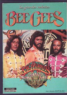Livre / The Bee gees / Jelot-Blanc / 1979 / Disco | eBay