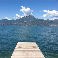 Lago Di Garda. Sigh.