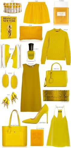 mellow mustard yellow