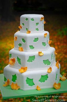 Ginkgo Cake!