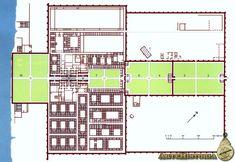 Palacio de Balkuwara (Samarra). Abassí. (Leer comentario)