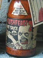 Fleshfeast Hot Sauce