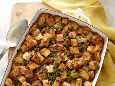 Vegan Stuffing recipe from Food Network Kitchen via Food Network