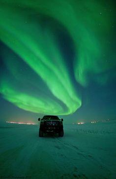 . . . Aurora . . . the drive . . . of a lifetime. (details unavailable.)