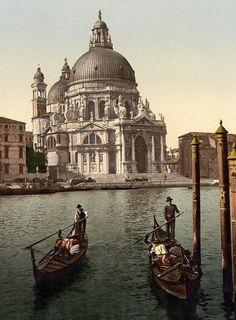 Venice, 1890s