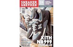 Ronnie Fieg x New Balance 999 'Steel Blue' Sneaker Freaker Cover