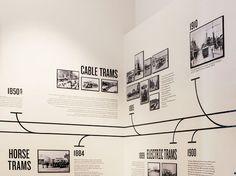 Old Treasury Building Trams Exhibition design Melbourne | Studio Alto