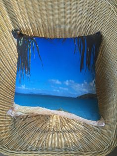 Tropical #147 by CoastalCushions on Etsy