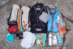 An excellent check list of what to bring when hiking with your dog from YouDidWhatWithYourWeiner.com.