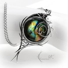 EXIRNGTUS by LunarieenUK on Etsy, amazing artist, any of whose pieces I would gladly own.
