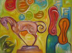 Rafid-Art  The little Horse  Das kleine Pferdchen  https://supr.com/rafid-art