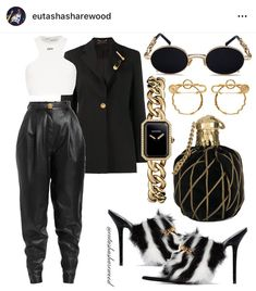 Swag Outfits For Girls, New Outfits, Chic Outfits, Spring Outfits, Girl Outfits, Fashion Outfits, Theatre Outfit, Trouser Outfits, New Groove