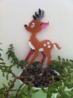 Deer | hama beads