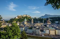 From the Hohensalzburg Fortress to Mozart's Birthplace, here are the best things to do in Salzburg, Austria...