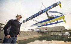 """François Gabart : """"C'est un bonheur absolu pour moi de voir le (...) - SeaSailSurf.com : L'actualité des sports de glisse #mer #voile #sport"""