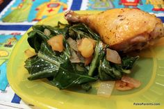 Kale & apple side: Used apples and pears (small, one each), seared in ...