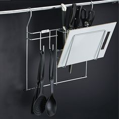 Buy Kitchen Cabinet Accessory Knife Holder Online India | Zansaar Kitchen Store