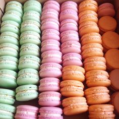 """macaronsandmint: """"We now offer delivery within Toronto & GTA area for order of 100 macarons or more! #macarons #toronto #torontofood """""""