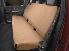 2011 BMW 3-Series (E90/E91/E92/E93)   Seat Protector - Rear Seat Cover for Your Vehicle   WeatherTech.com