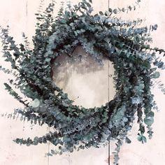 DIY Eucalyptus Wreath                                                                                                                                                                                 More