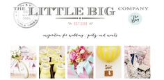 Little Big Company | The Blog full of party ideas, wedding ideas and beautiful Party submissions