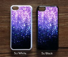 Glitter iphone 5c Case Personalized by Xiaoyancasejewelry on Etsy, $6.75