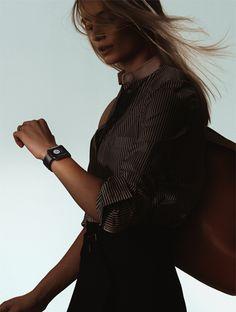 新作ナイロン製のApple Watchバンドが登場ファッション写真家デヴィッドシムズがビジュアルを手がける