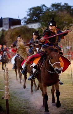 Suwon Hwaseong Cultural Festival, South Korea. It preserves the spirit of Hwaseong Fortress, a UNESCO World Cultural Heritage site, and commemorates the filial affection and innovations of King Jeonjo, who built the fortress.