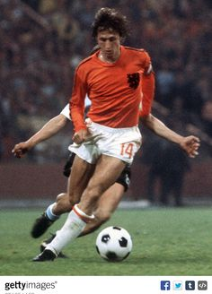 The Cruyff Turn – FIFA World Cup 1974 http://dofooty.com/av5u #WorldCupTickets #Brazil2014