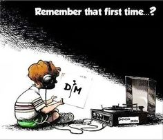 We, the old DM fans, used to listen  their LPs vinyls.