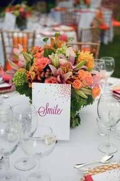 Photography: Kirsten Shultz  - ksweddings.com  Read More: http://www.stylemepretty.com/2014/07/23/vibrant-private-garden-wedding-at-sun-valley-idaho/