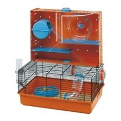 3e6e11976 Ferplast Olimpia Hamster Cage With Accessories by Ferplast. Millbry Hill