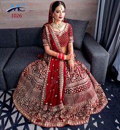 Bridal Wear Wedding New Designer Maroon Lehenga Choli Heavy Embroidered Lehnga Indian Dresses For Women, Party Wear Indian Dresses, Indian Wedding Wear, Indian Bridal Outfits, Indian Bridal Fashion, Bridal Dresses, Indian Weddings, Wedding Attire, Wedding Bride