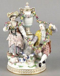 Meissen Porcelain Manufactory (Germany) —   (626x800)