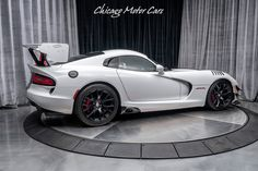 Chicago Motor Cars - Are You Interested? 2016 Dodge Viper, Viper Acr, Motor Car, Supercars, Chicago, United States, The Unit, Bike, Vehicles