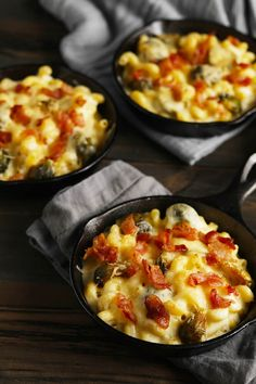 Mac and cheese is one of those dishes that only gets better with age. Gourmet Mac And Cheese, Mac And Cheese Bites, Macaroni And Cheese, Roasted Vegetable Pasta, Roasted Vegetables, Vegan Queso, Asiago Cheese, Classic Recipe, Vegetable Sides