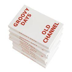. GROOVY DAYS 다이어리 1+1 이벤트 www.old-channel.com . 이번 올드채널 GROOVY DAYS 다이어리 4종 제작 시 재단 오차로 인하여 1+1 이벤트 가로 판매하게 되었습니다. 자세한 사항은 온라인샵 제품 상세페이지를 참고 부탁드립니다. . 1+1 이벤트는 올드채널 온라인샵에서만 진행되며, 현재 새로 제작중인 정상 제품들은 추후 올드채널 및 타 온라인샵에서 정상가격에 판매 될 예정입니다. 감사합니다 . www.old-channel.com .  # #OldChannel #OLDCH #올드채널 #diary #journal #stationery #2018 #2018diary #2018다이어리 #다이어리 #저널 #올드채널다이어리 #그루비데이즈 #groovydays Diary Covers, Typography, Lettering, Editorial Design, Layout Design, Wordpress, About Me Blog, Stationery, Design Inspiration