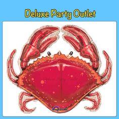 Crabs SuperShape balloons