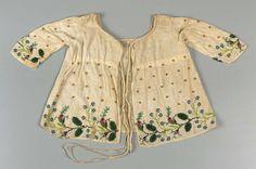 "omgthatdress: "" Infant's Jacket 19th century The Museum of Fine Arts, Boston """