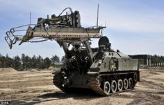British Army unveils its new 'Swiss Army knife' armoured vehicle